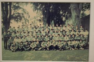Leaving Cert Class  1984