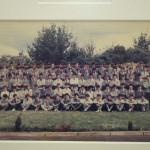 Leaving Cert Class  1987