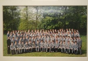 Leaving Cert Class  1989