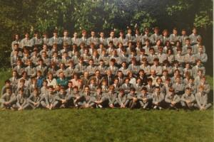 Leaving Cert Class  1991