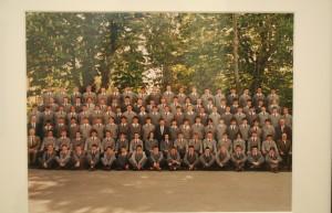 Leaving Cert Class  1996