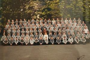 Leaving Cert Class  2004
