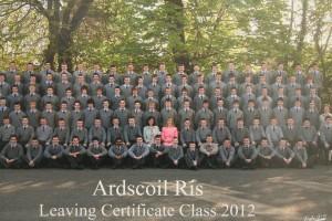 Leaving Cert Class  2012