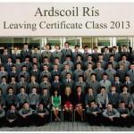 Leaving Cert Class  2013