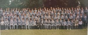 Leaving Certificate Class 1990